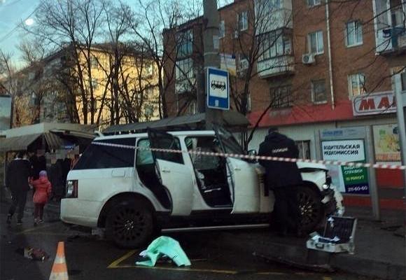 Слушания дела оДТПсучастием авто семьи судьи Ермолова возобновились вКраснодаре