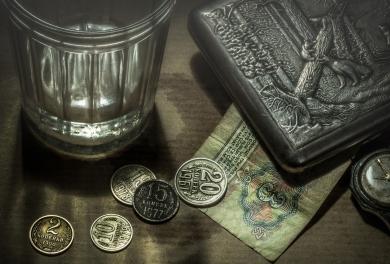 Опрос: хранят ликостромичи ценные бумаги иденьги времен СССР?