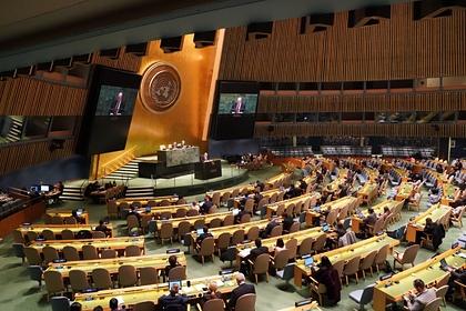 Россия пообещала «нелицеприятный разговор» оНавальном вООН