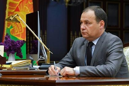 Роман Головченко: Санкции вотношении Беларуси неостанутся безответа