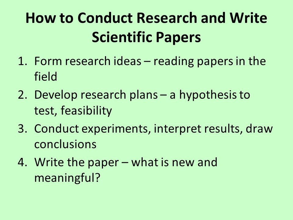 Write my research paper ideas