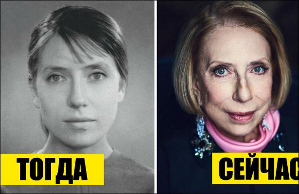 11советских актрис, которым неожиданно ужебольше 60лет