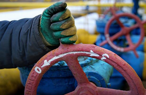Запасы газа вЕвропе сократились вдвое