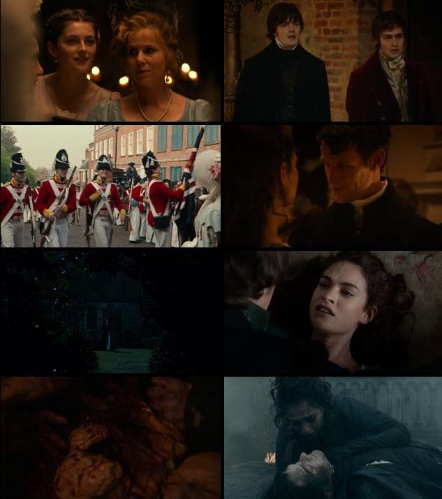 Pride and Prejudice and Zombies Watch Online Free