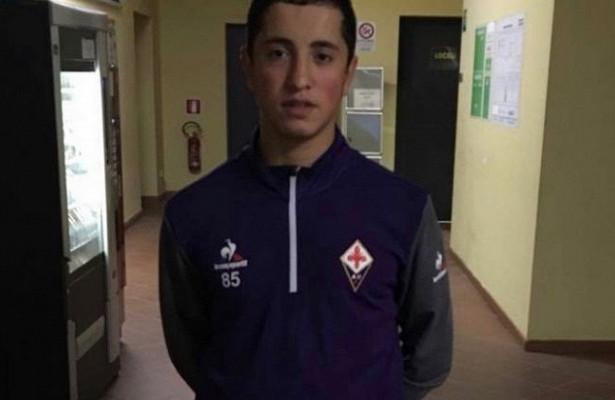 Сыгравший заЦСКА 17-летний армянин Бичахчян пройдёт просмотр в«Фиорентине»