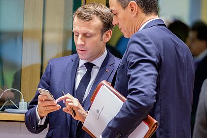 Спецслужбы прослушивают смартфоны главных людей напланете. Среди жертв шпионажа Макрон, Дуров, премьер-министры икороли