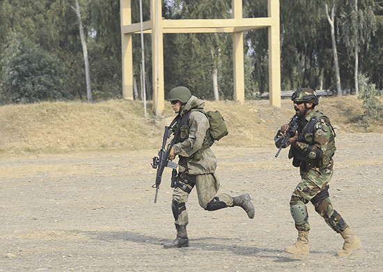 Вантитеррористическом центре «Пабби» вПакистане пройдет завершающий этап учения «Дружба-2020»