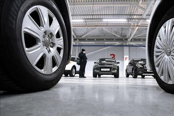 В России сменились лидеры онлайн-продаж машин