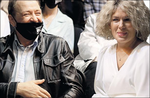 Порошина шокировала Башарова новой прической