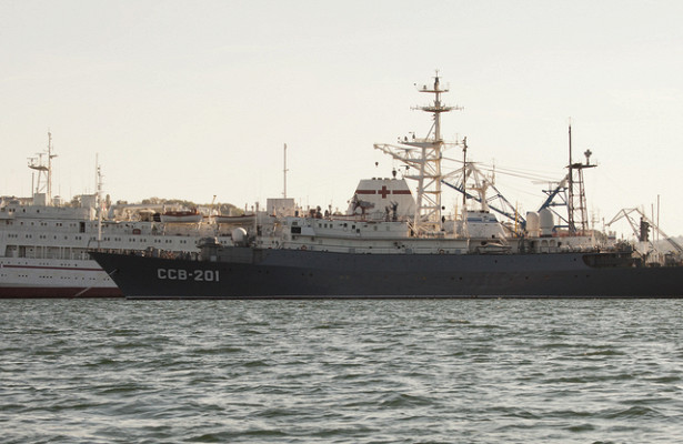 КаквСССР «забыли» советский Титаник
