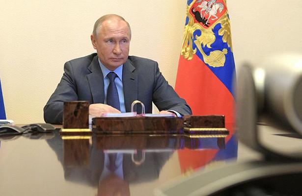 Госдума одобрила законопроект Путина оправительстве