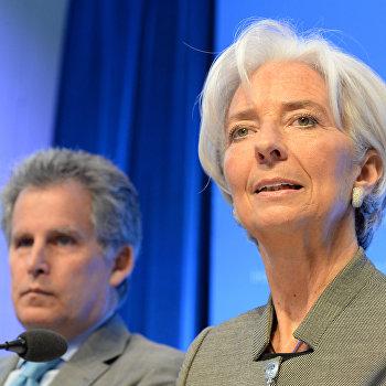 МВФбеспокоится инапоминает Порошенко осуде