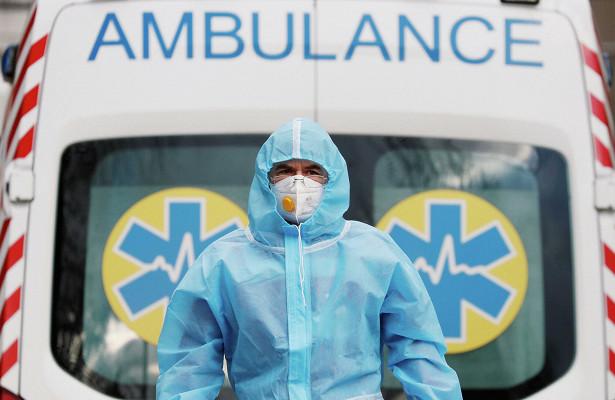 Украина запустила сайт овакцинации против коронавируса