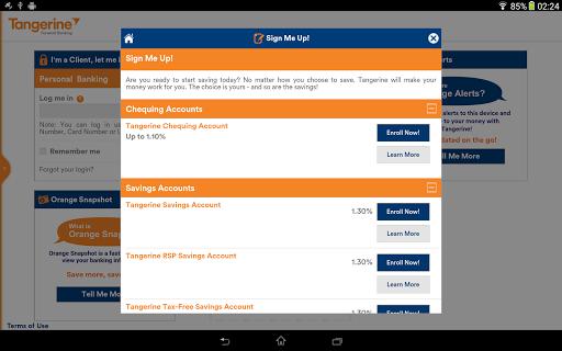 Tangerine financial history pdf hd