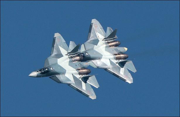 «Сухой» заявил омодернизации производства истребителя Су-57