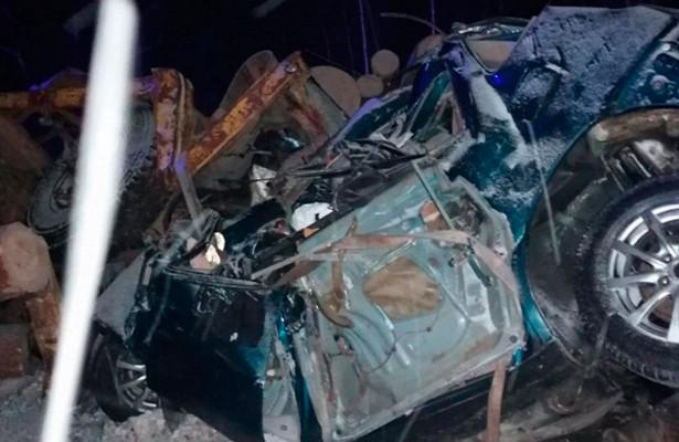 ВИркутской области погибли четыре человека врезультате ДТПсавтобусом