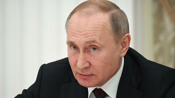 Путин заявил остабилизации обстановки вКарабахе