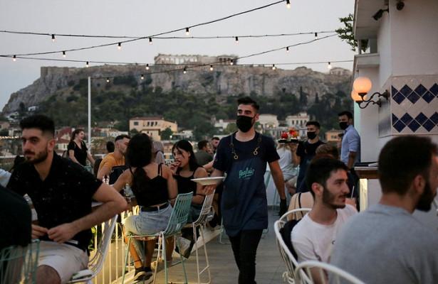 Греция продлила разрешение длявъезда россиян