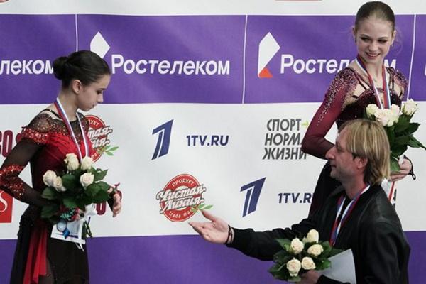 «Леха, молодец, садись, 5!»: Плющенко нахамил Ягудину