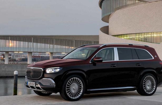 Преимущества Mercedes-Benz GLSMaybach