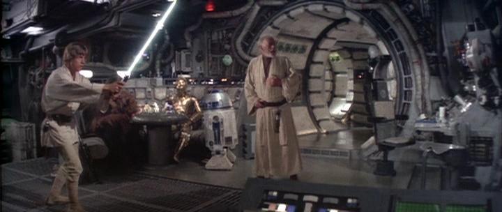 Star Wars Review Part 1 (Episodes 4,5,6) - Cinemassacre