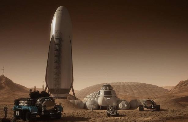Разработчик «Сармата» изобрёл ракету дляполётов наЛуну иМарс