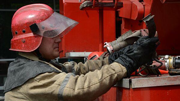 Встуденческом общежитии Екатеринбурга произошел пожар