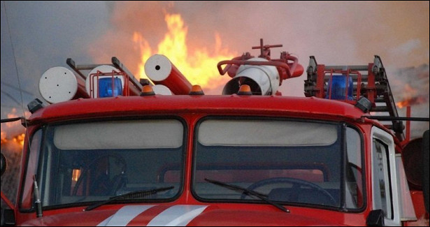 23февраля настрашном пожаре вМедвежьегорском районе погиб человек