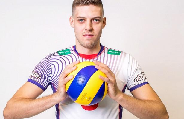 Украинский волейболист Пашицкий получил российское спортивное гражданство