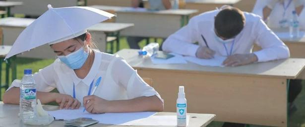ВУзбекистане сократят количество вопросов навступительных экзаменах