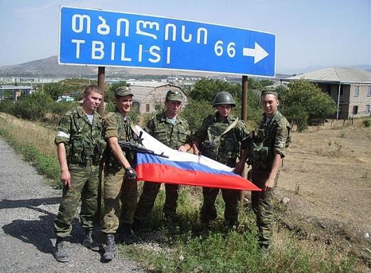 Чтопомешало 58-йармия взять Тбилиси вавгусте 2008 года