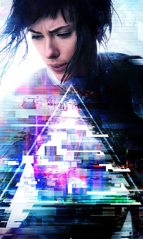 Watch Ghost in the Shell (2017) Full Movie Online Free