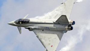 Британские истребители перехватили самолеты РФ