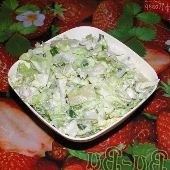 Диетический салат с куриной грудкой - рецепты