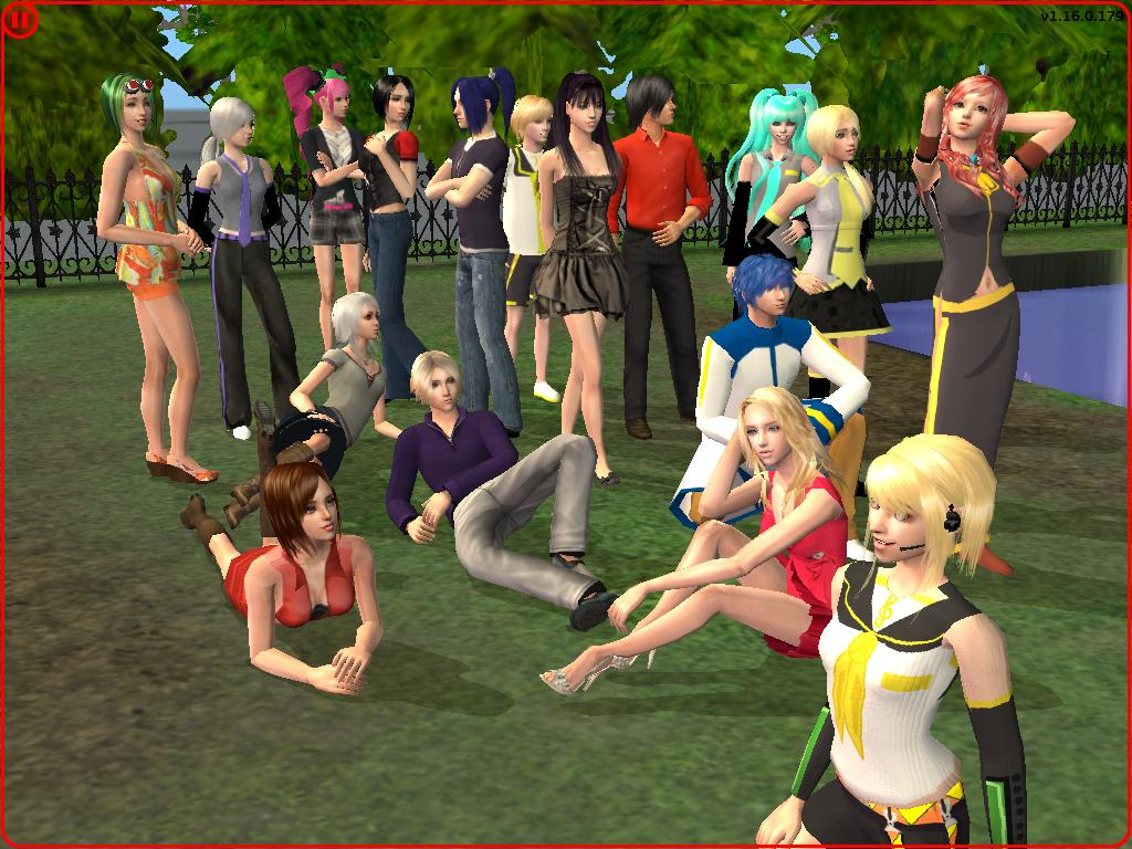 Anime dating sims download