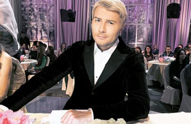 Николай Басков показал кадр из«Голубого огонька— 2021»