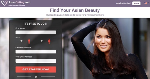 Asian international dating site