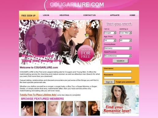 Sugar mamas dating site