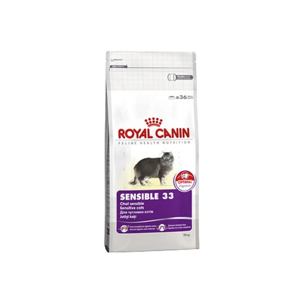 Корм royal canin sensible 4 кг
