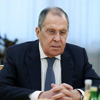 Лавров рассказал, какую уступку Россия сделала Украине