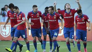 Защитник ЦСКА высказался оплотном графике команды