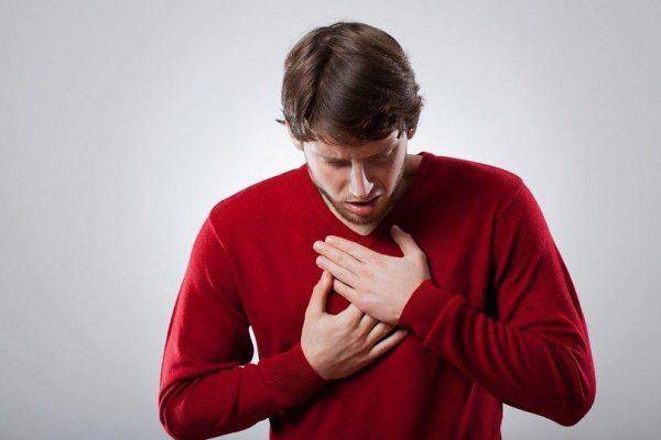 боль в груди у детей - Med36com