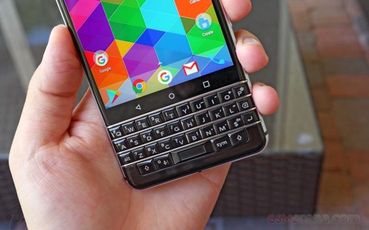 Blackberry manuell update