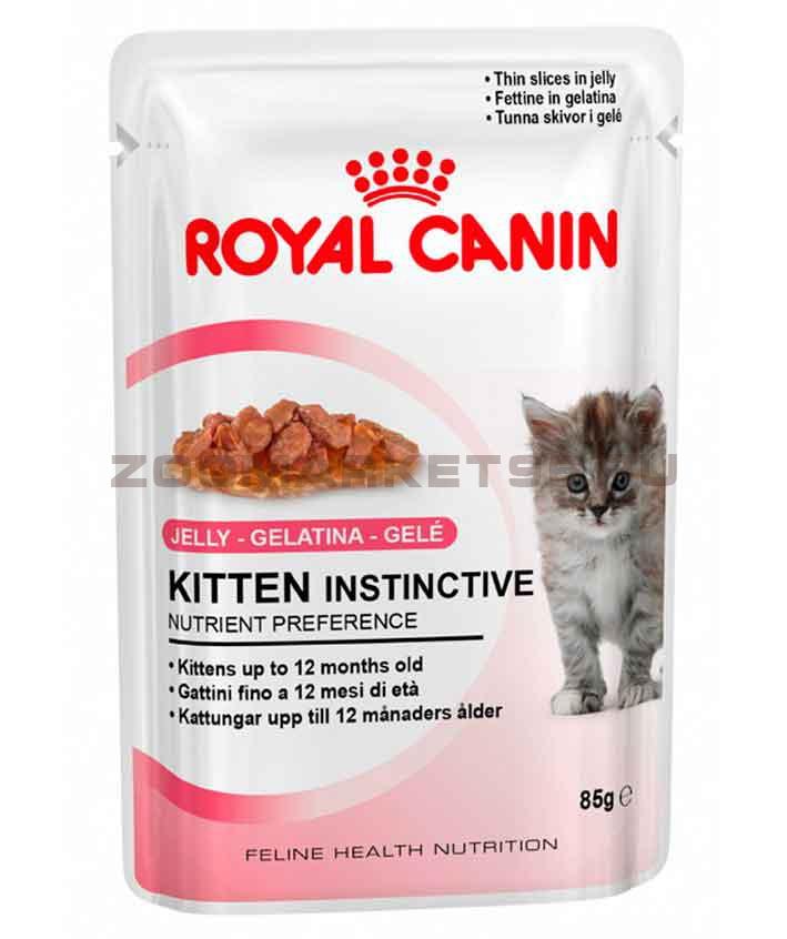 Корм royal canin pauch