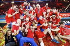 Медведев поздравил мужскую сборную РФспобедой начемпионате Европы