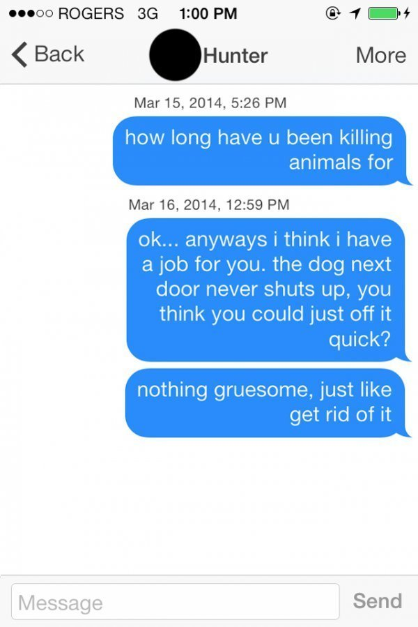 Dating tips messages