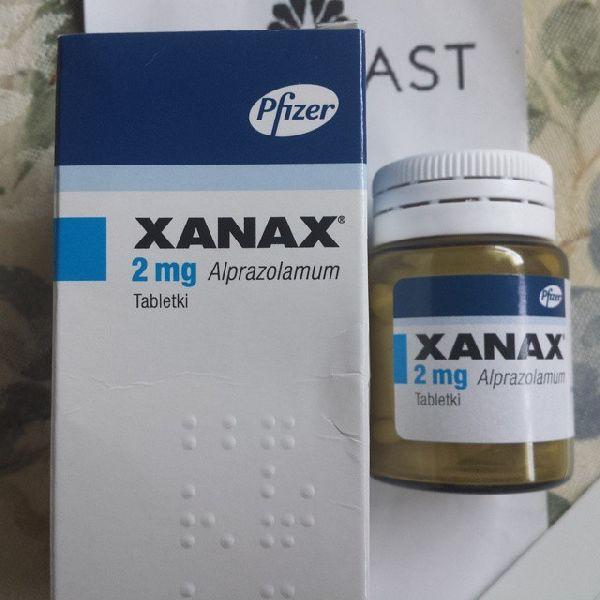Milligrams for xanax