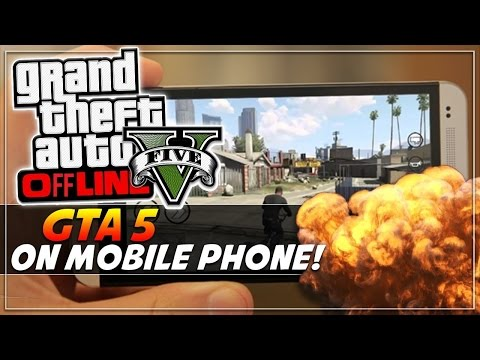GTA 5 for iOS Android - Download GTA V for- YouTube