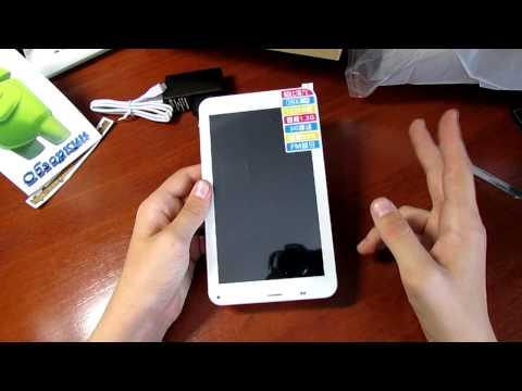 Об планшетах с алиэкспресс видео