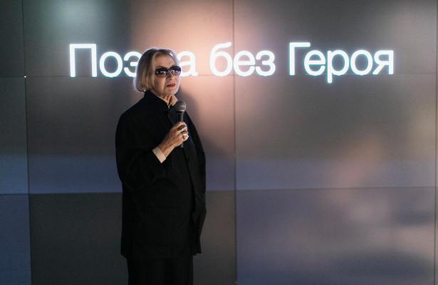 Надежда Оболенцева, Светлана Бондарчук, Софья Капкова ивесь столичный бомонд собрался навечере актрисы Аллы Демидовой